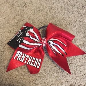 panthers bow